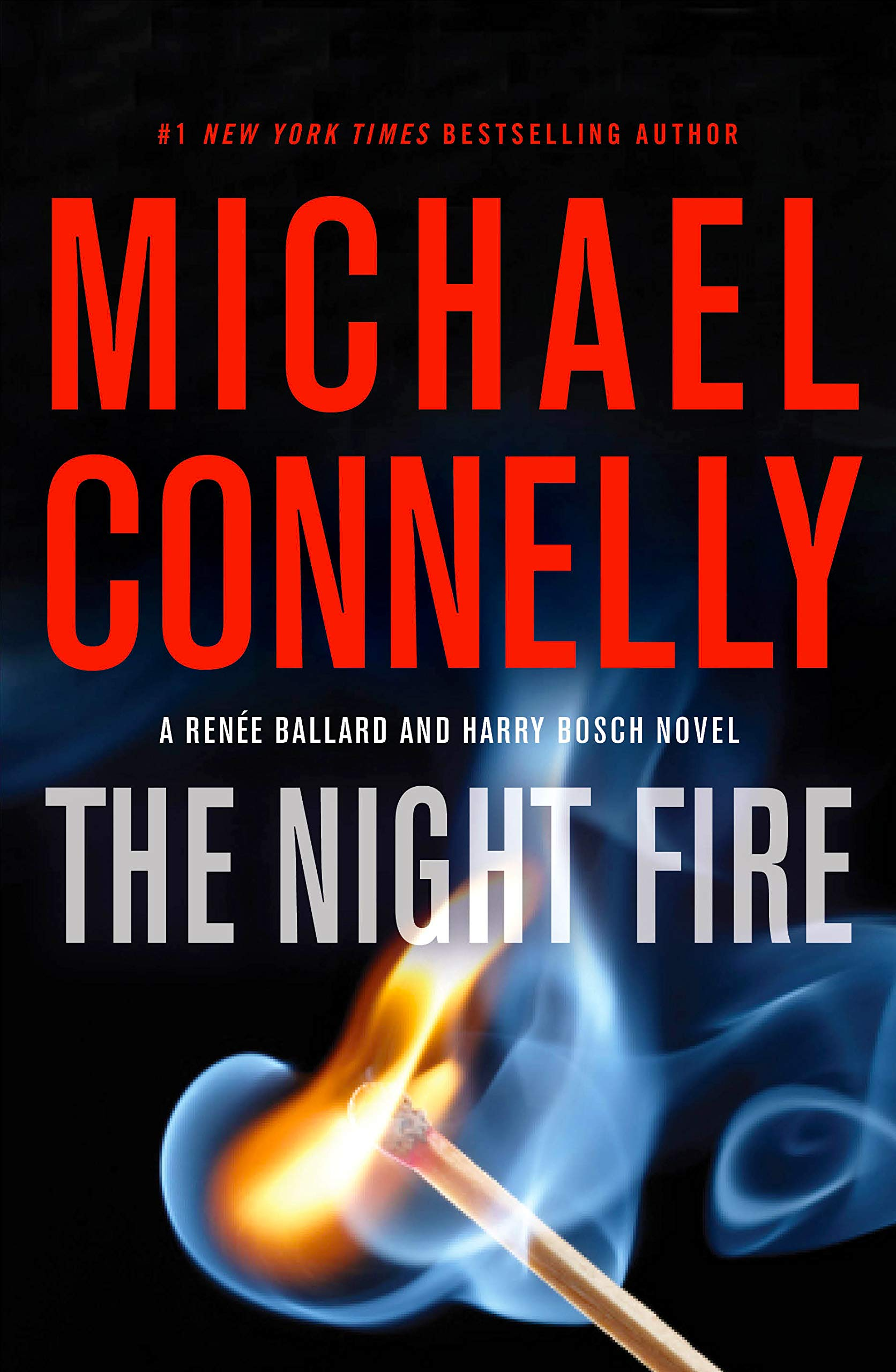 Michael Connelly The Night Fire